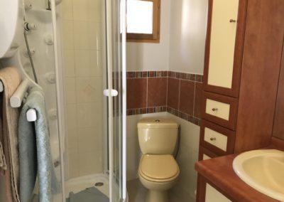 Salle d'eau chambre Czanne