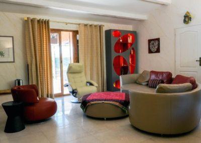 salon Villa Victoria Gréasque