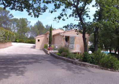 Présentation de la Villa Vicoria en Provence