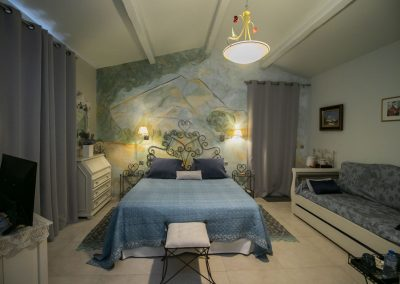 chambre Cezanne Villa Victoria Gréasque